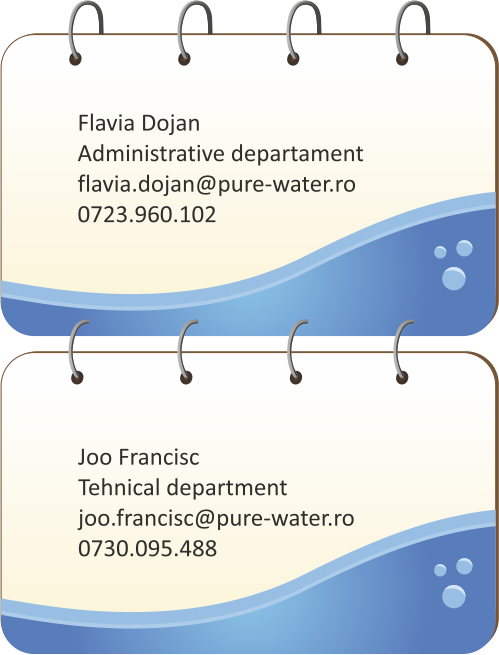 Contact Pure Water
